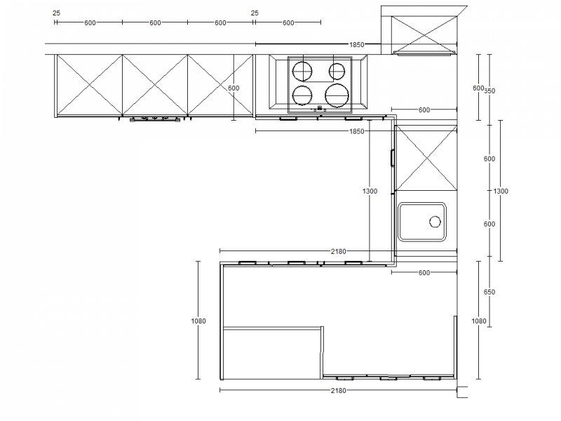 Complete Keuken Inclusief Montage : Grote U Keuken